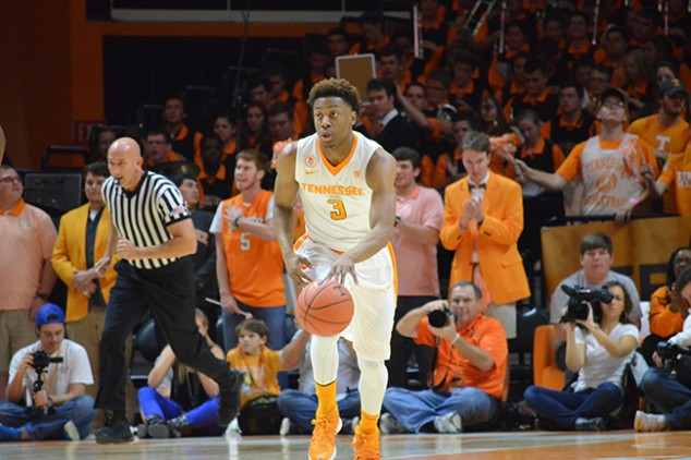 Vols Could Struggle AgainstTech